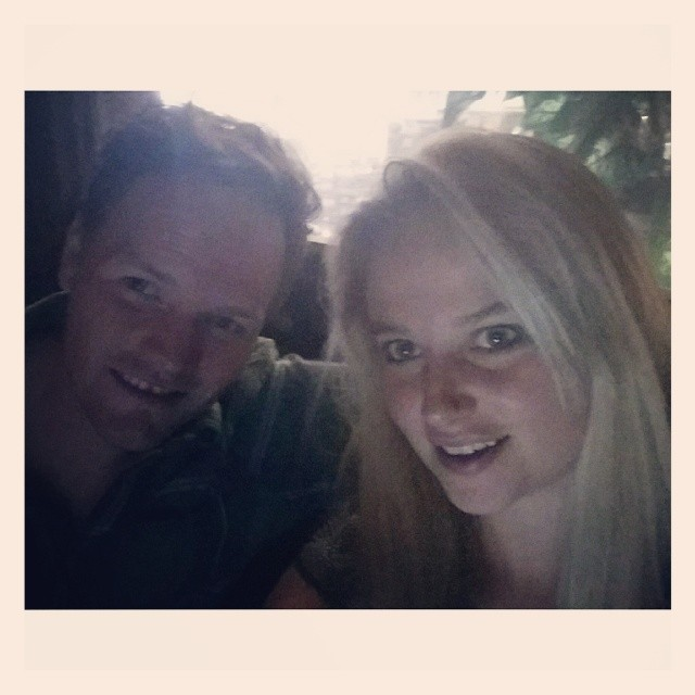 @genevievemorton: Writing session with @mikeydasu