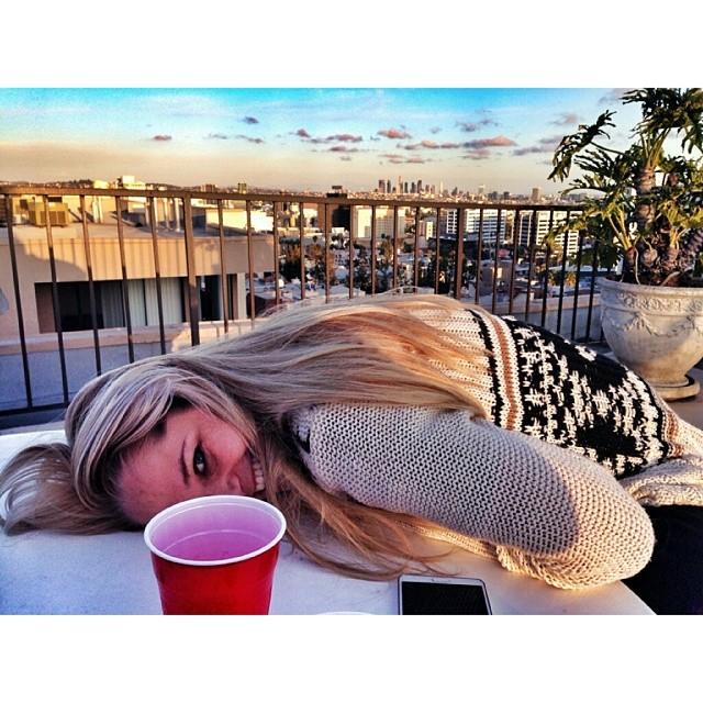 Genevieve Morton :: @genevievemorton/Instagram