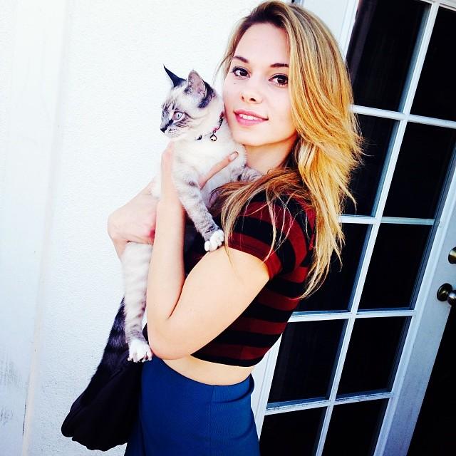 Paulina Shafir :: @paulinashafir/Instagram