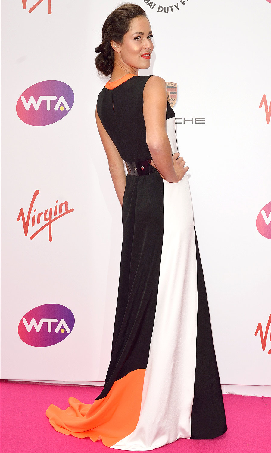 Ana Ivanovic: En route to winning her first grass title last week in Birmingham, Ivanovic actually said she never plays Eastbourne, because she doesn't want to miss this party.
