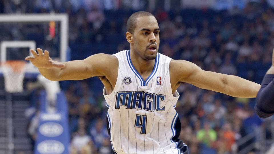 Arron Afflalo has averaged 11.1 points in his seven NBA seasons.
