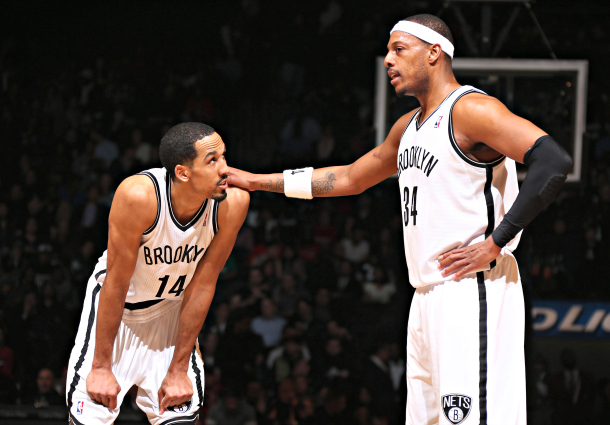 What's next for Nets free agents Shaun Livingston and Paul Pierce?