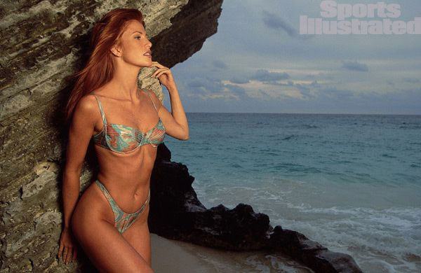 Angie Everhart :: Walter Iooss Jr./SI