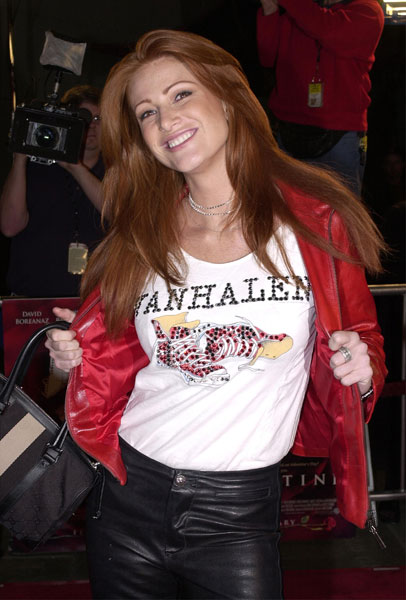 Angie Everhart :: Getty Images