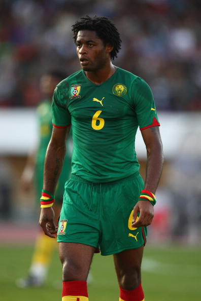 Cameroon - Alex Song