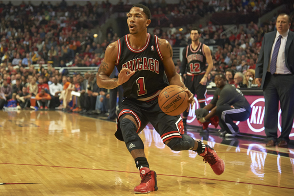 9. Derrick Rose ($34.6 million) :: David E. Klutho/SI