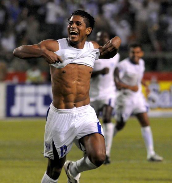 Honduras - Carlo Costly
