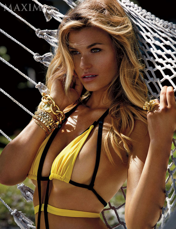 Samantha Hoopes :: James Macari for Maxim