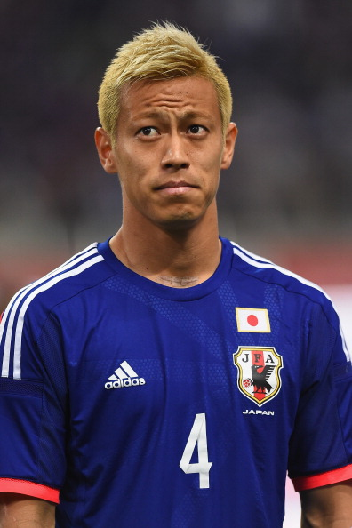 Japan - Keisuke Honda