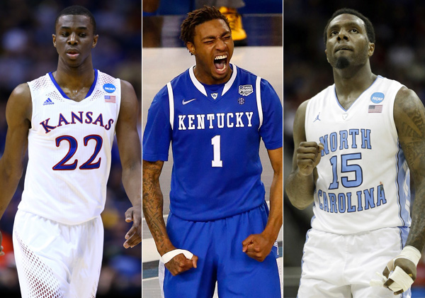 From stars to role players, there are many interesting shooting guard prospects in this year's draft.