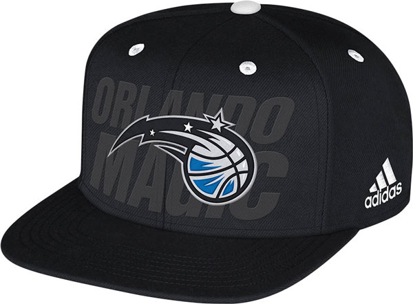 The Orlando Magic's 2014 NBA draft hat. (NBA)
