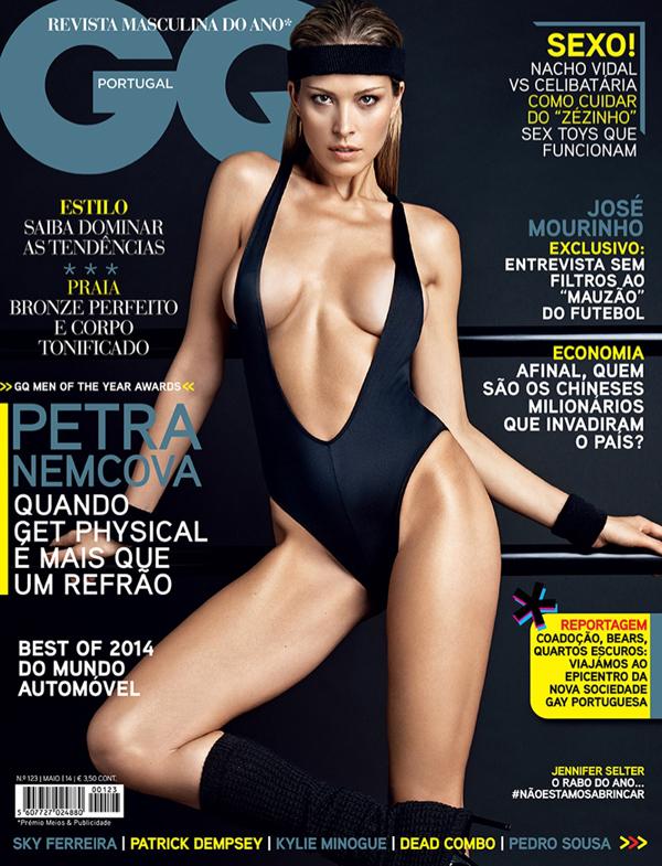 Petra Nemcova :: Branislav Simoncik for GQ Portugal