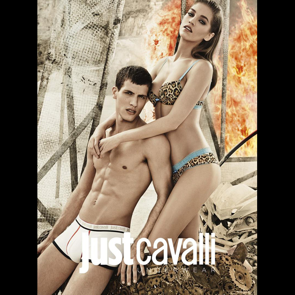Giampaolo Sgura for Just Cavalli