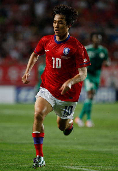South Korea - Park Chu-young