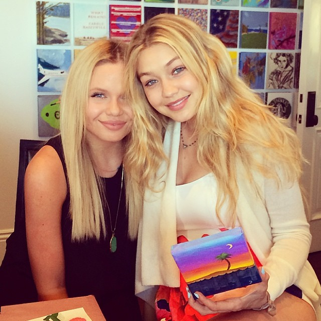 @gigihadid: love you