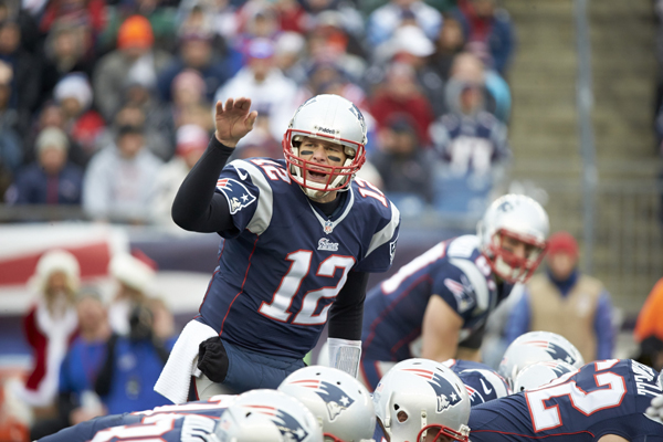 8. Tom Brady ($35 million):: Simon Bruty/SI