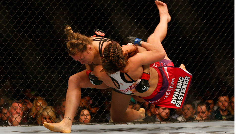Ronda Rousey, the most domineering athlete in MMA, is one of the biggest betting favorites the fight promotion has seen heading into her fight with Alexis Davis.
