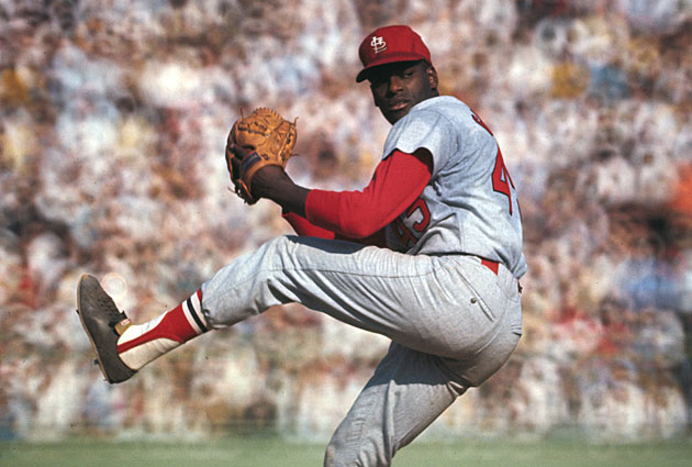 Bob Gibson didn't always have a great relationship with reporters, but Angell got him to open up in a way even the legendary Cardinals ace appreciated.