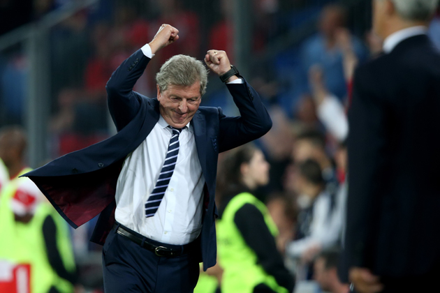 After a difficult World Cup, England manager Roy Hodgson had plenty to celebrate in Monday's Euro 2016 qualifying win over Switzerland.