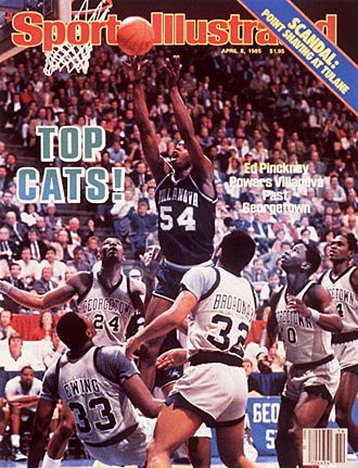 Villanova's historic upset of Georgetown in 1985 is ancient history as far as the current players are concerned.