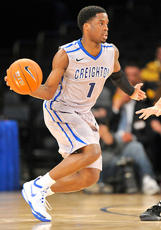 Austin Chatman, Creighton's lone returning starter, will be one of the main players tasked with replacing McDermott's production.