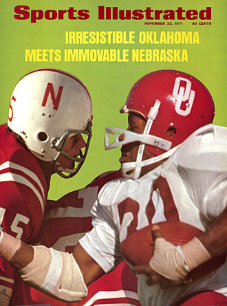 The Nebraska-Oklahoma showdown more than lived up to the hype that landed it on the cover of SI before the game.