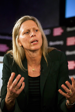 Val Ackerman and Big East teams felt pressure to win this season after disappointing NCAA tournament results last year.