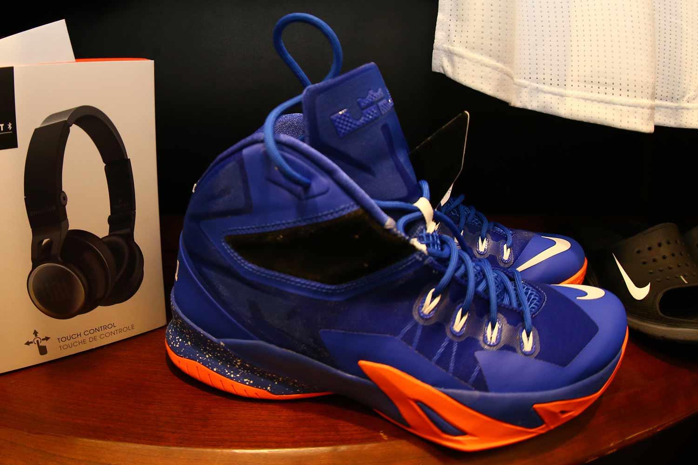 Amar'e Stoudemire, Knicks