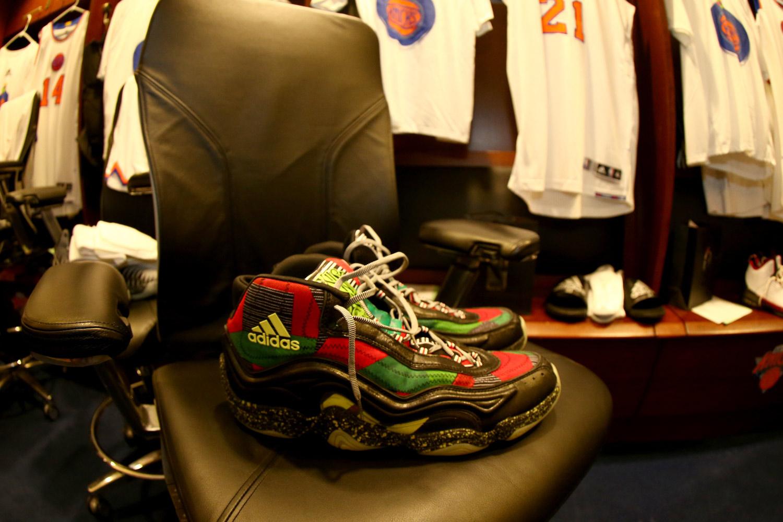 Iman Shumpert, Knicks