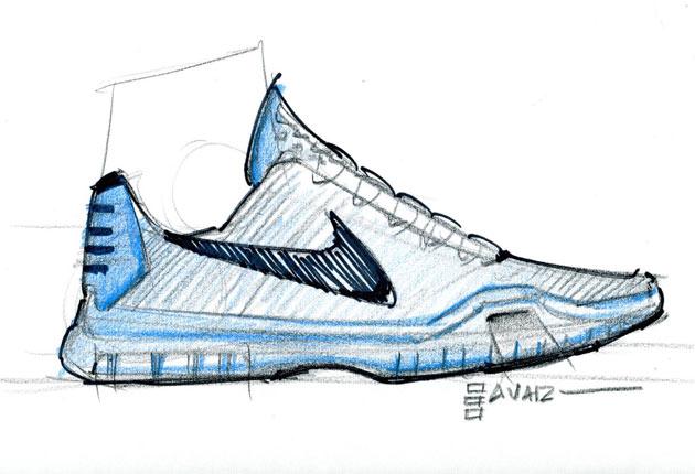 Adidas Shoe Drawling
