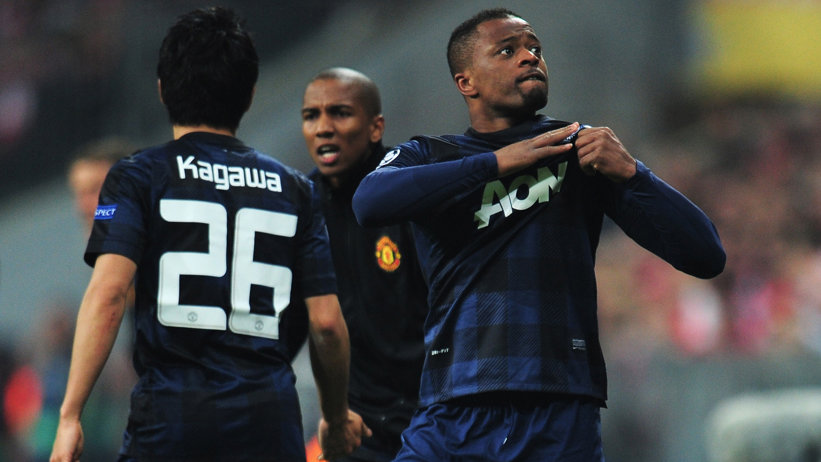 Manchester United (England), 2014