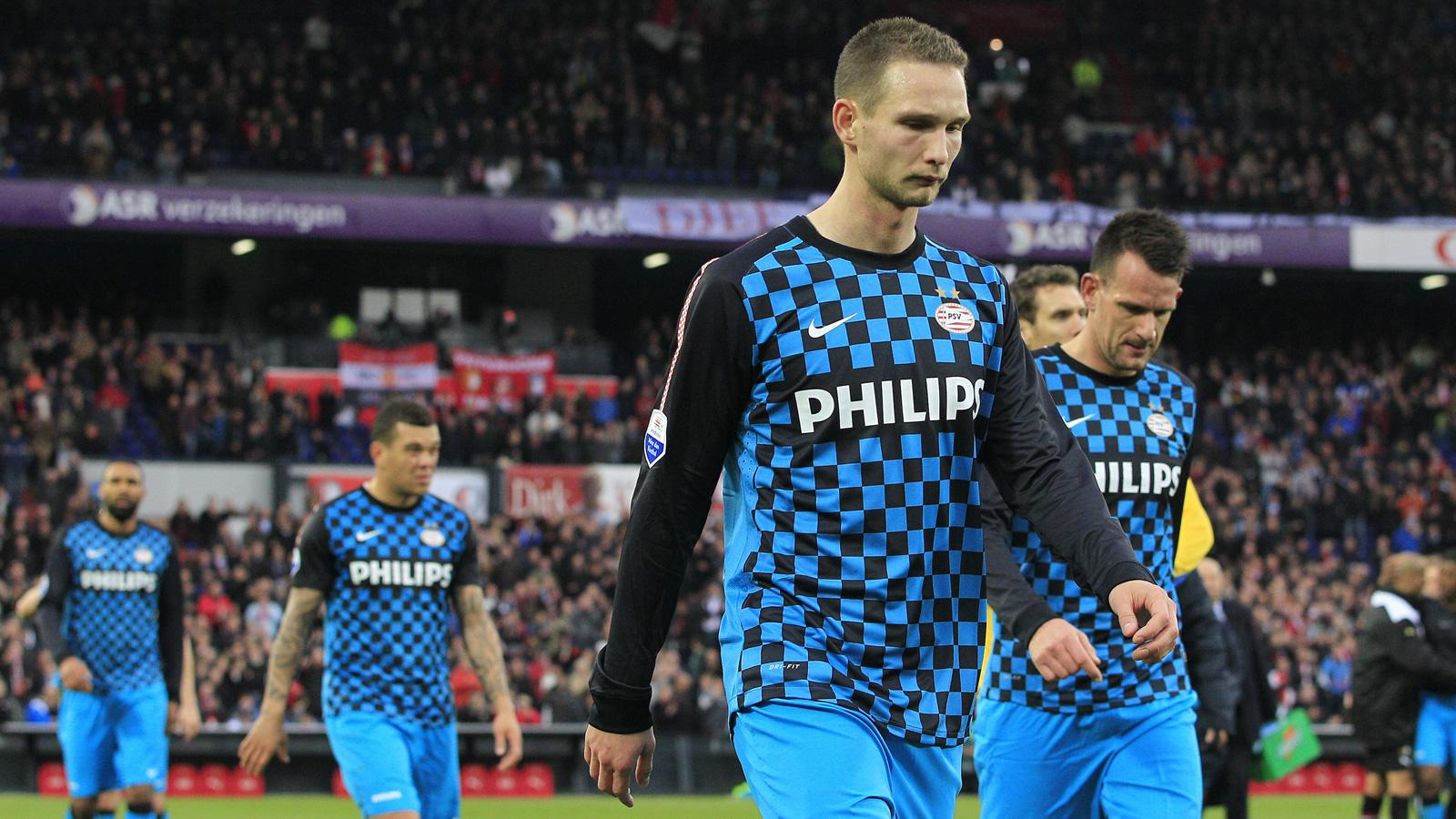 PSV Eindhoven (Netherlands), 2012