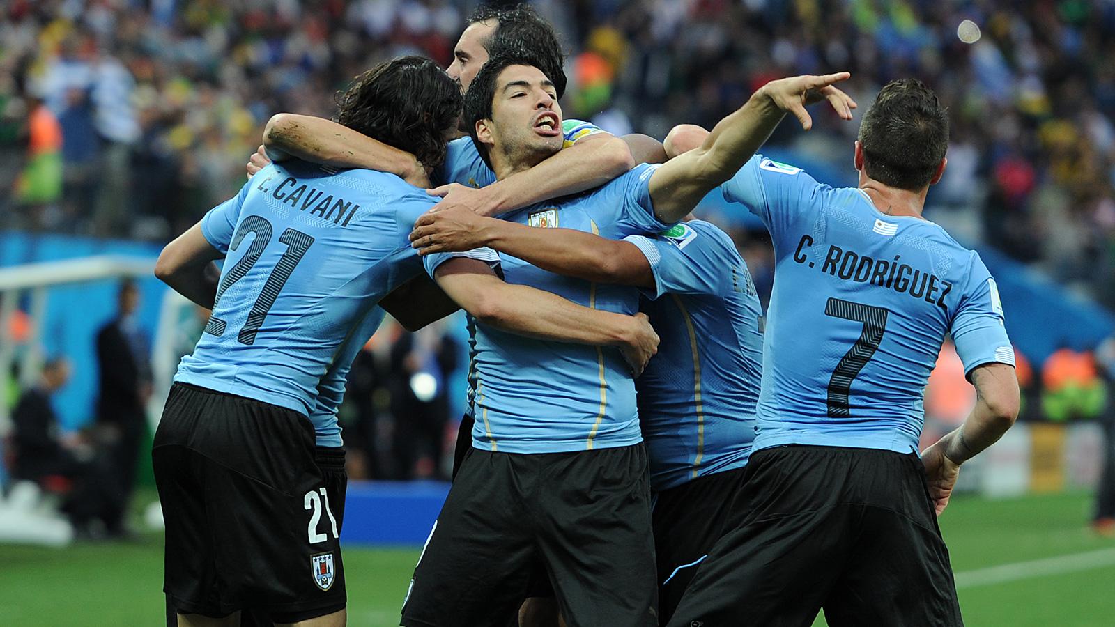 Uruguay, 2014