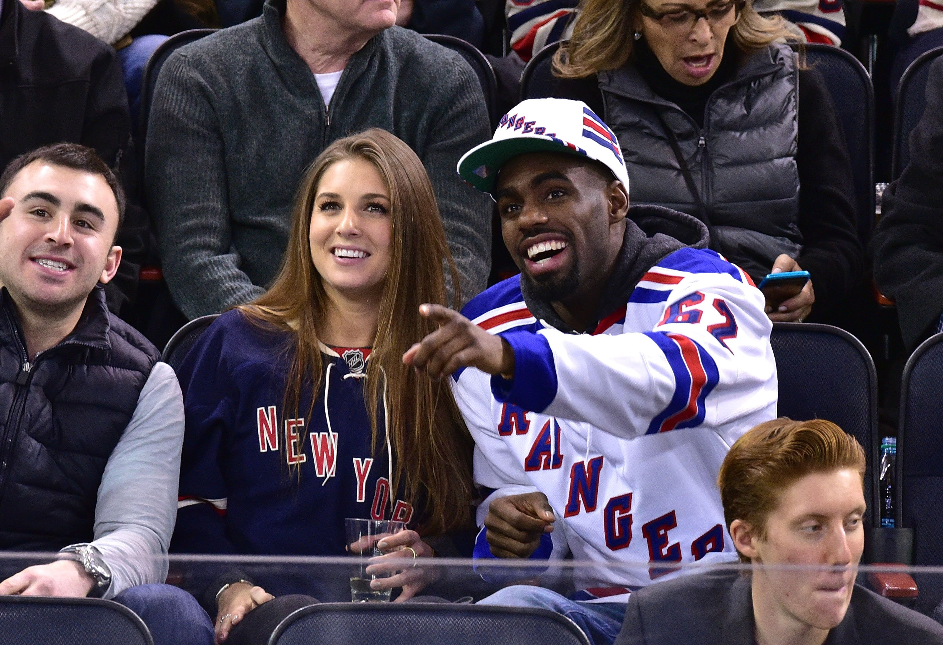 Tim Hardaway Jr. had to go to a New York Rangers game to remember what it was like to win.