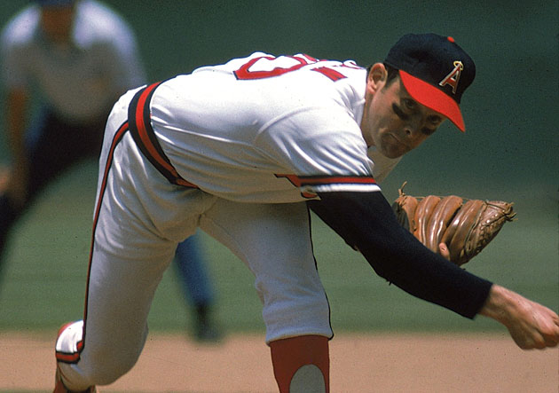 Nolan Ryan tied Sandy Koufax's record of four no-hitters by blanking the Orioles on June 1, 1975.