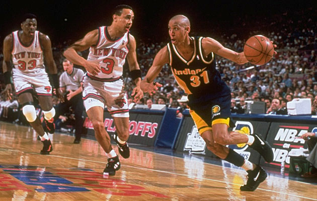 21st anniversary reggie millers 8 points in 9 seconds