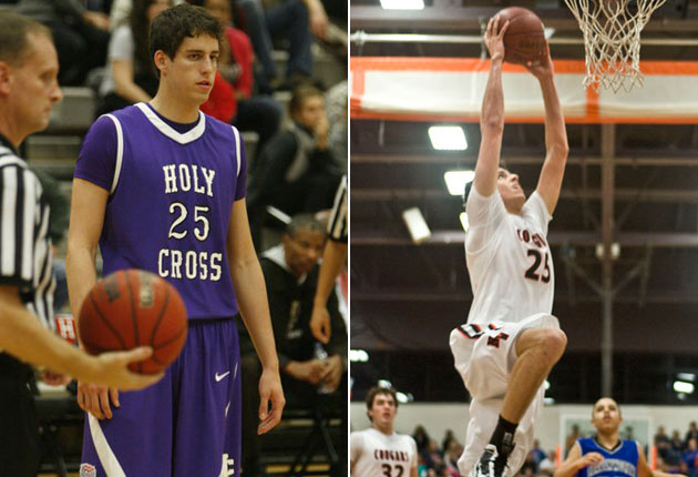 Johnny's brother Steve broke his father's high school record and went on to play at Holy Cross.