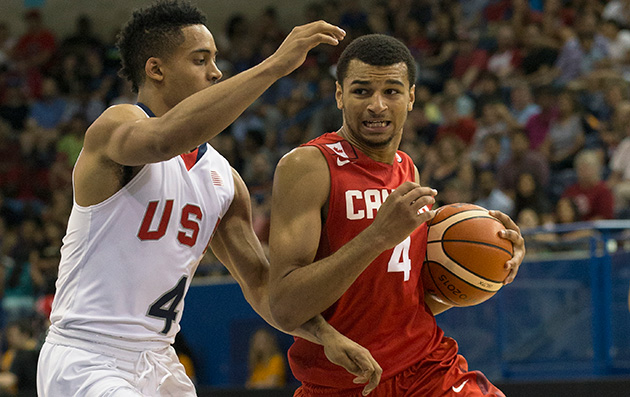 Jamal Murray could be among the latest group of one-and-dones at Kentucky.