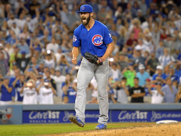 Arrieta's confidence is growing seemingly by the game.