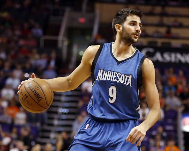 Improved shooting from Rubio will be key to the young Wolves' fortunes.