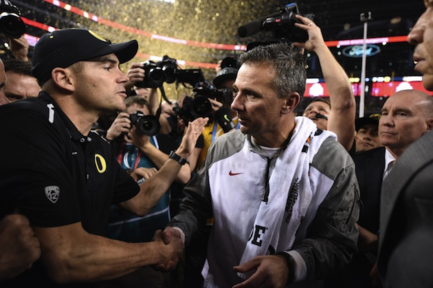 To some, a lost to Urban Meyer is a blemish, rather than a badge of honor.