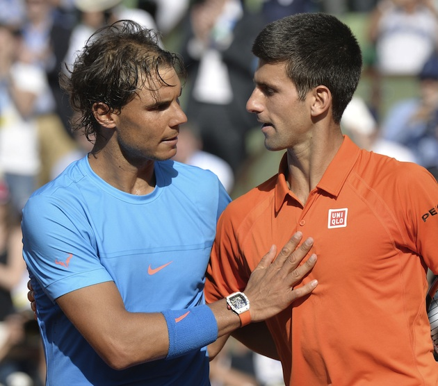 Does Nadal still have what it takes to give Djoker a run?
