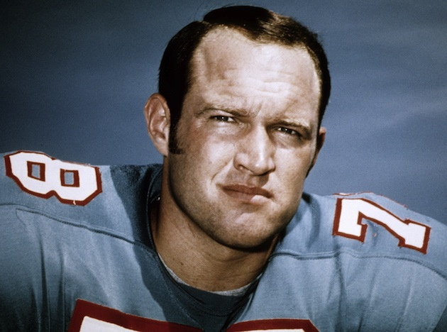 Glen Ray Hines played eight seasons in the AFL and NFL between 1966 and 1973.