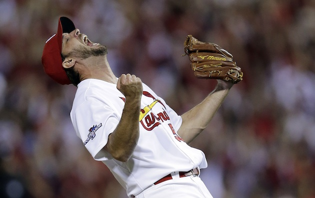 Adam Wainwright anchors a staff that's been more steady than flashy.