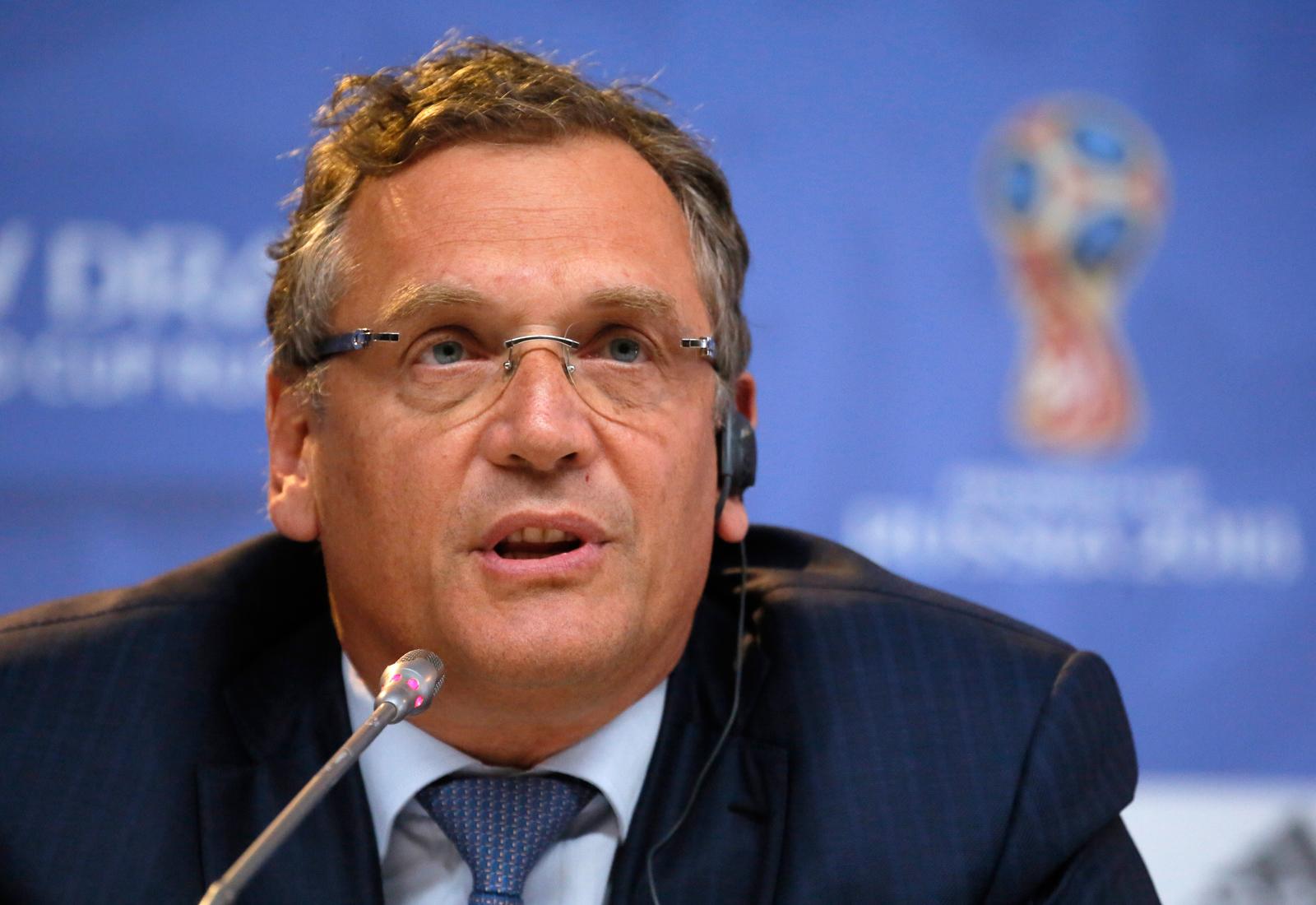 FIFA general secretary
