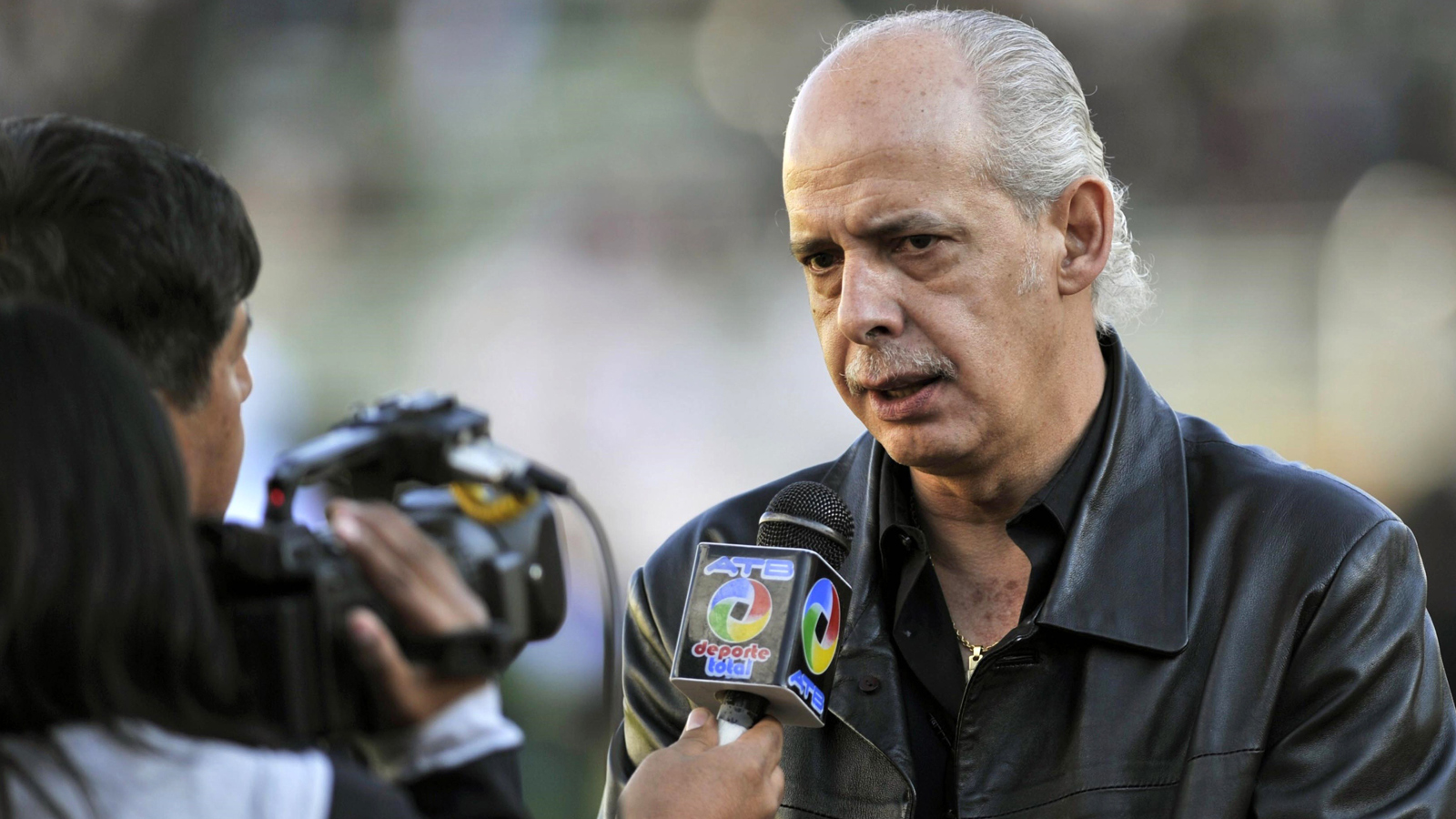 CONMEBOL treasurer; Former president, Bolivia football federation