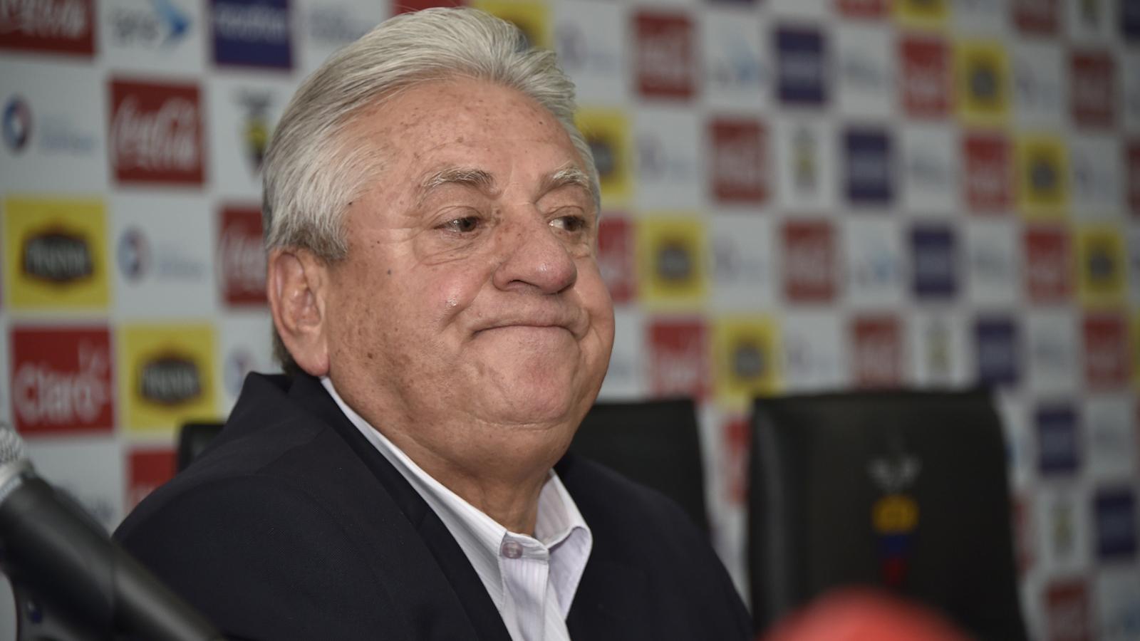 CONMEBOL executive committee; President, Ecuador football federation