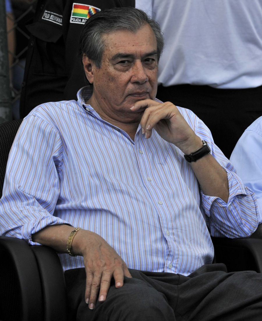 FIFA audit and compliance committee; Former CONMEBOL treasurer.