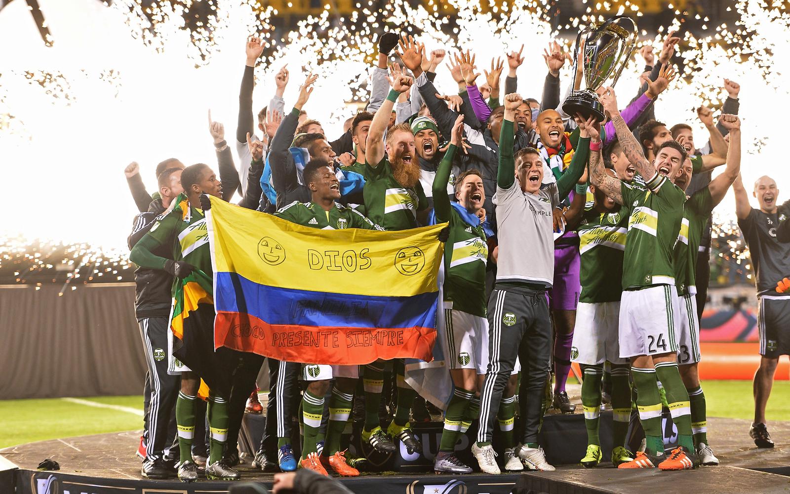 2015 – Portland Timbers (beat Columbus Crew SC 2-1)