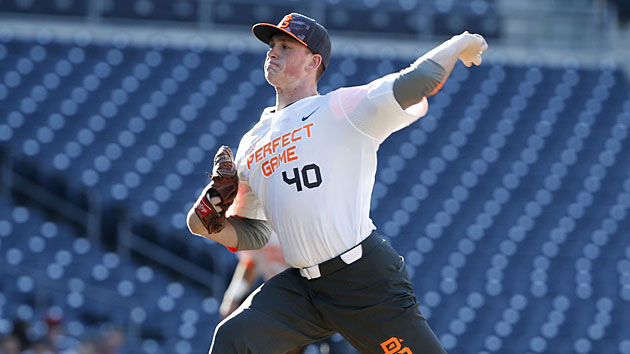 Jason Groome has been a subject of controversy but may still be the top pick in the MLB draft.